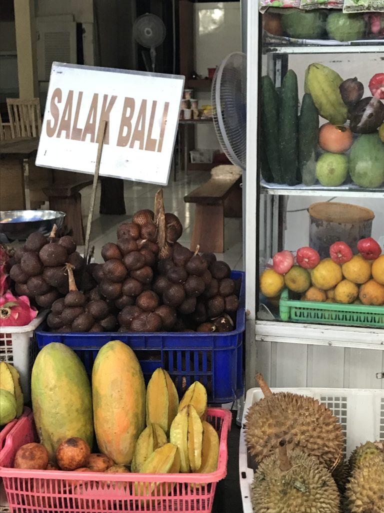 bali salak fruit