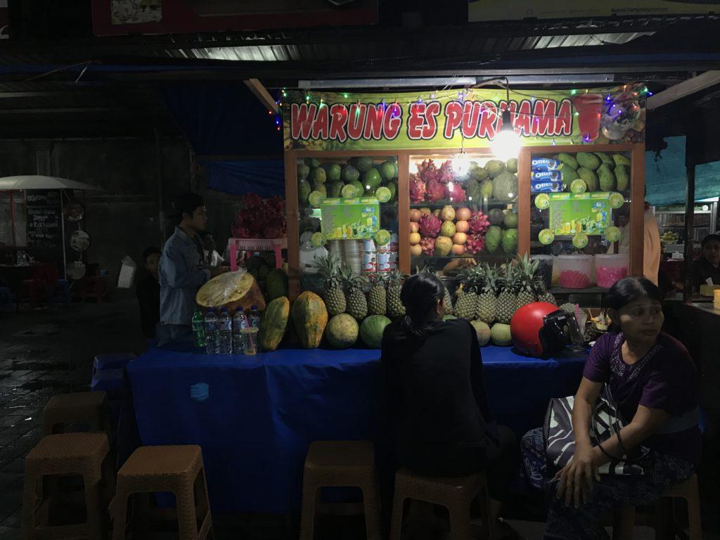 sindhu night market