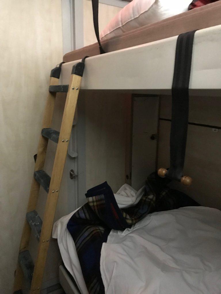yataklı vagon